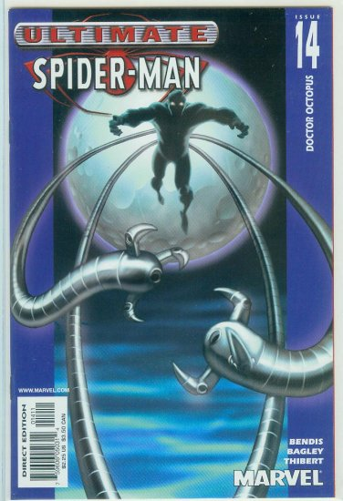 ULTIMATE SPIDER-MAN #14 (2001)