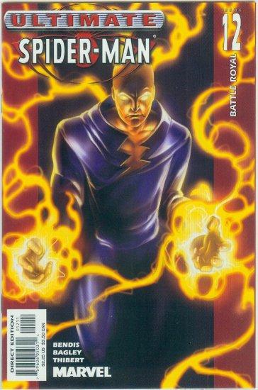 MARVEL COMICS ULTIMATE  SPIDER-MAN #12 (2001)