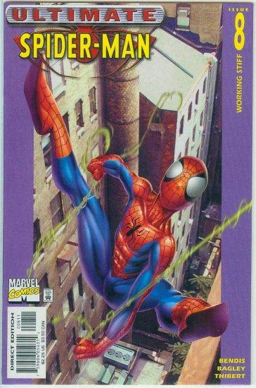 MARVEL COMICS ULTIMATE  SPIDER-MAN #8 (2001)