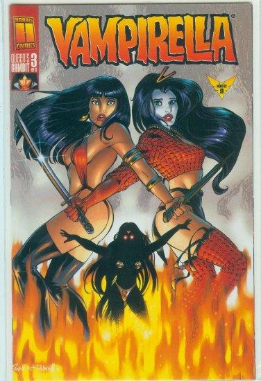 HARRIS COMICS VAMPIRELLA #9 (1998)