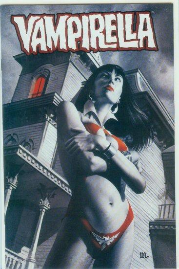 HARRIS COMICS VAMPIRELLA #8 (2002)