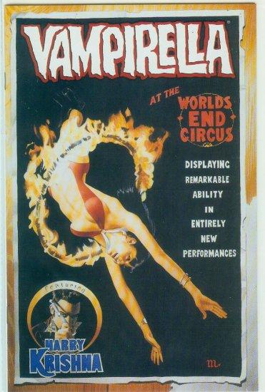 HARRIS COMICS VAMPIRELLA #7 (2002)