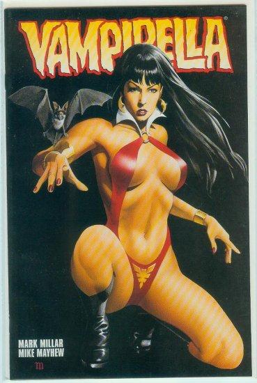 HARRIS COMICS VAMPIRELLA #3 (2001)