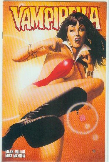 HARRIS COMICS VAMPIRELLA #2 (2001)