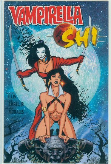 HARRIS COMICS VAMPIRELLA/SHI (1997)