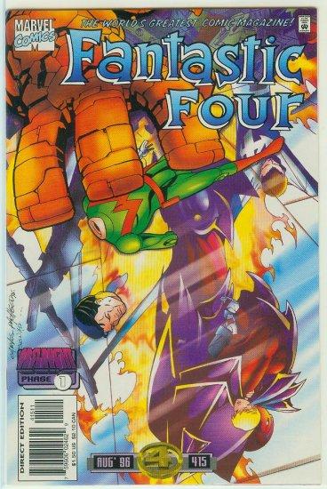 FANTASTIC FOUR #415 (1996)