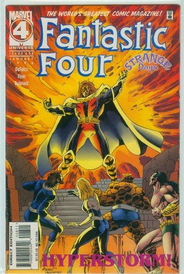 FANTASTIC FOUR #408 (1996)