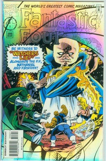 FANTASTIC FOUR #398 (1995)