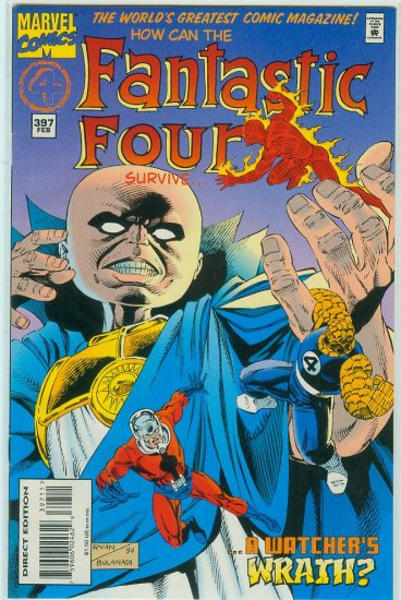 FANTASTIC FOUR #397 (1995)