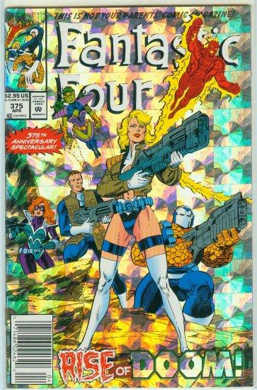 FANTASTIC FOUR #375 (1993)