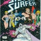 MARVEL COMICS SILVER SURFER ANNUAL #4 (1991)