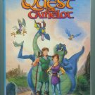 Quest For Camelot (VHS, Oct 1998)