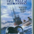 Free Willy 3: The Rescue (VHS, Nov 1997)