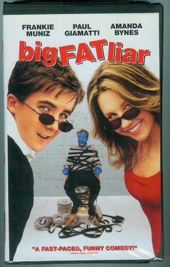 Big Fat Liar (VHS, Sep 2002)