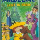 Disney's Madeline: Lost in Paris (VHS, Aug 1999)