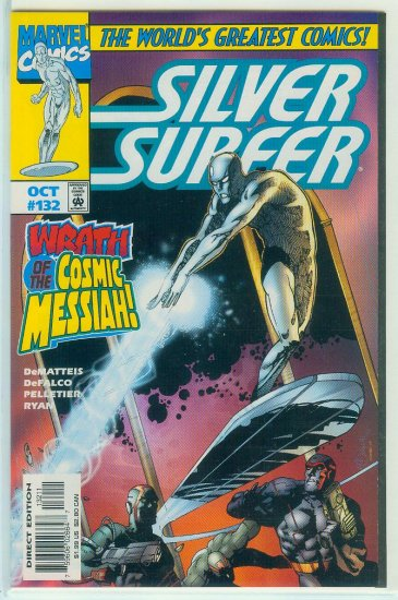 MARVEL COMICS SILVER SURFER #132 (1997)
