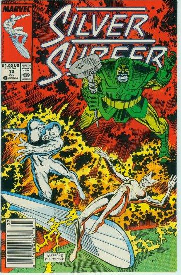 MARVEL COMICS SILVER SURFER #13 (1988)