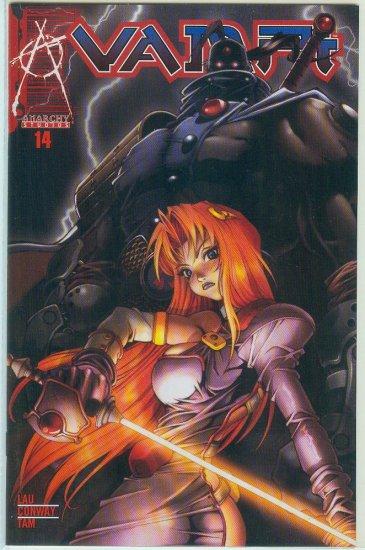 ANARCHY STUDIOS VAMPI #14 (2002)