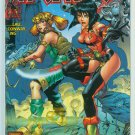 HARRIS COMICS VAMPI #2 (2000)