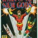 1st ISSUE SPECIAL #13 RETURN OF THE NEW GODS (1976) BRONZE AGE