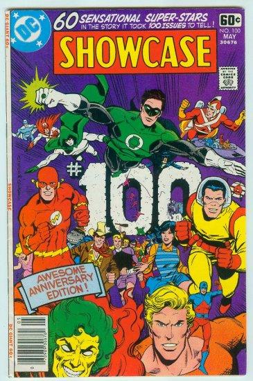 SHOWCASE #100 (1978) BRONZE AGE