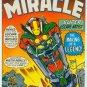 MISTER MIRACLE #1 (1973) BRONZE AGE