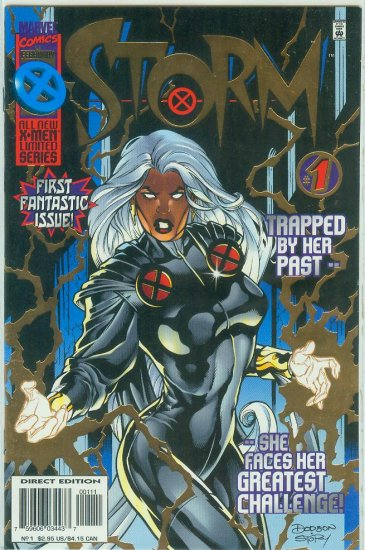 STORM #1-4 1996 FIRST LIMITED SERIES