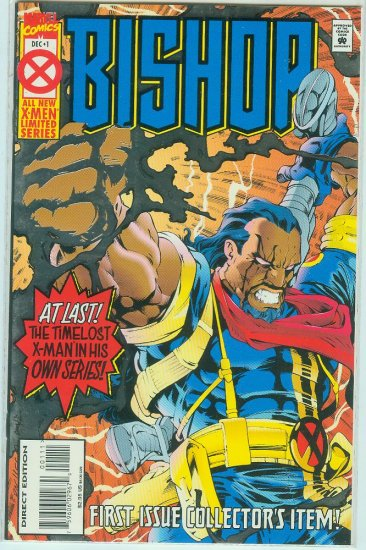 BISHOP #1-4 1994 FIRST LIMITED SERIES