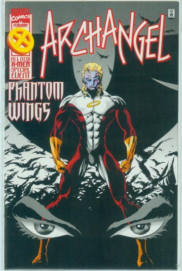 MARVEL COMICS ARCHANGEL 1 SHOT B&W (1996)