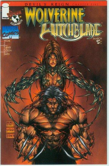 MARVEL COMICS WOLVERINE/WITCHBLADE (1997)