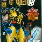 MARVEL COMICS WOLVERINE/GAMBIT #4 (1995)