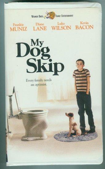 My Dog Skip (VHS, Jul 2000)
