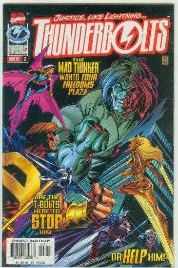 THUNDERBOLTS #2 (1997)