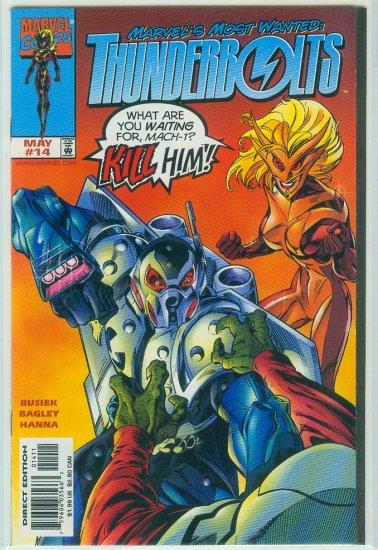 THUNDERBOLTS #14 (1998)
