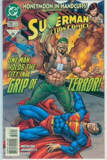 Action Comics #728 (1996)