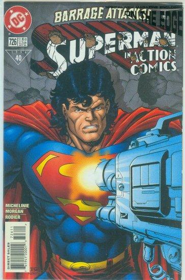 Action Comics #726 (1996)