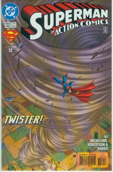 Action Comics #722 (1996)