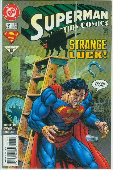Action Comics #721 (1996)
