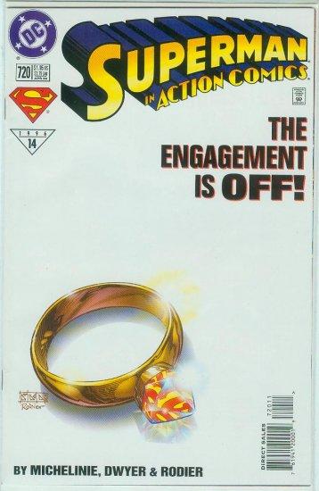 Action Comics #720 (1996)