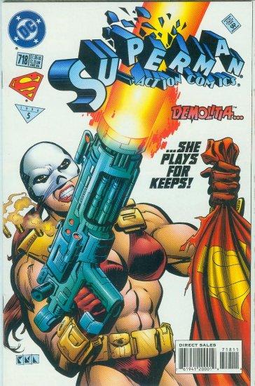Action Comics #718 (1996)