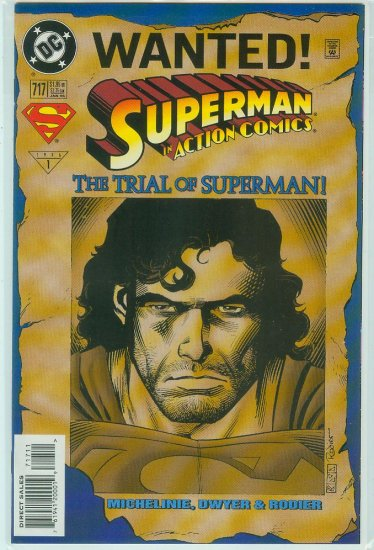 Action Comics #717 (1996)