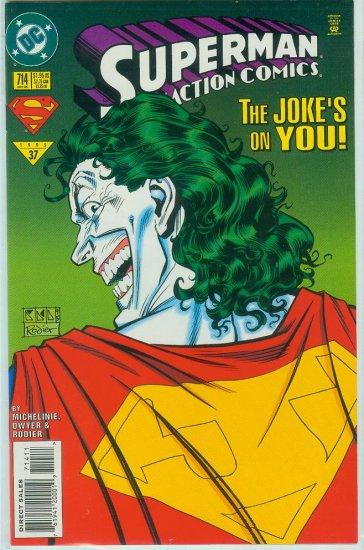 Action Comics #714 (1995)