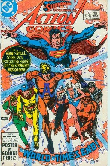 Action Comics #553 (1987)