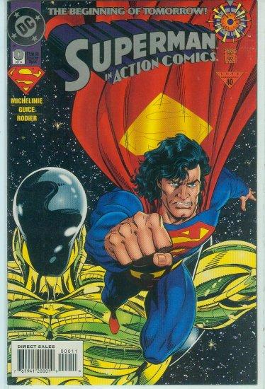 Action Comics #0 (1994)