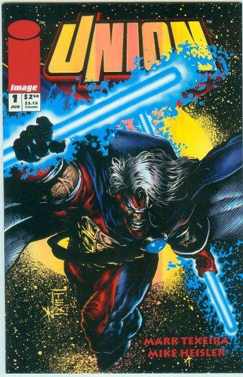 UNION #1 (1993)