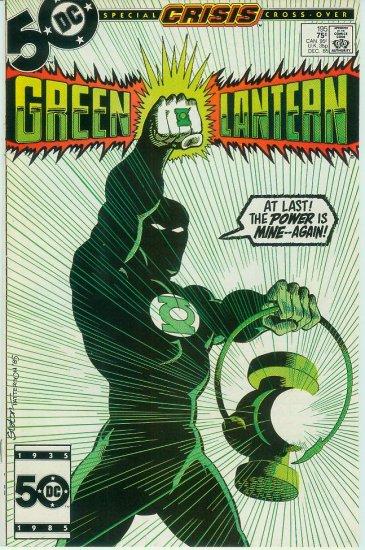 GREEN LANTERN #195 (1985)