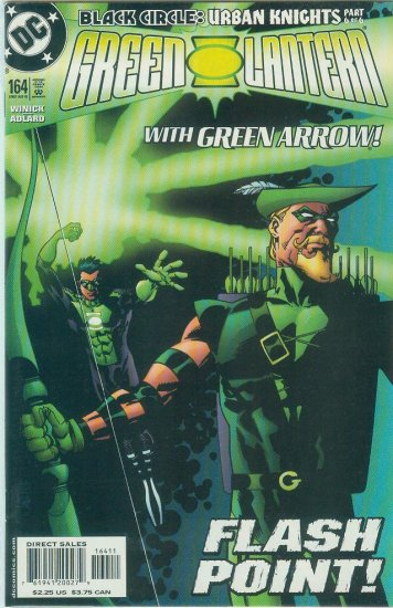 GREEN LANTERN #164 (2003)