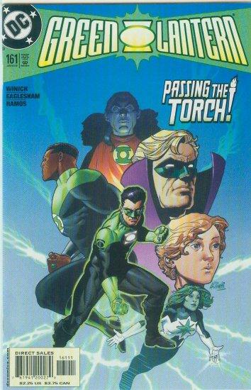 GREEN LANTERN #161 (2003)