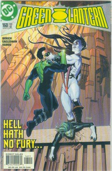 GREEN LANTERN #160 (2003)