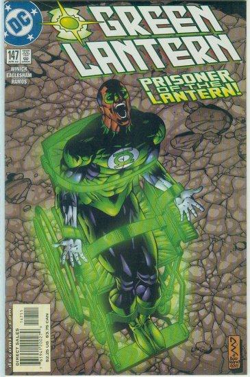 GREEN LANTERN #147 (2002)